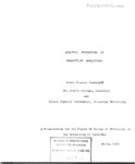 Analytic properties of transition amplitudes