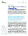 Improving pandemic influenza risk assessment