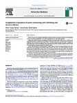 Longitudinal associations of active commuting with wellbeing and sickness absence