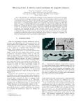 Micro-Tug-of-War: A Selective Control Mechanism for Magnetic Swimmers