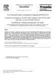 Analytical Investigation of Mobile NFC Adaption with SWOT-AHP Approach: A Case of Italian Telecom