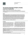 The anatomy of phenotype ontologies: principles, properties and applications